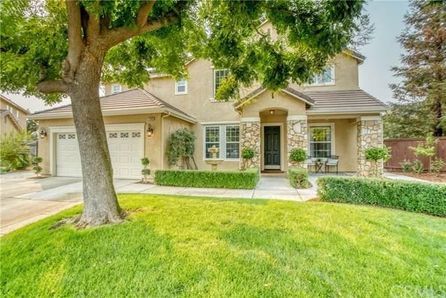 11032 E Crown Ridge, Clovis, CA 93619 (#FR21208869) :: Wannebo Real Estate Group