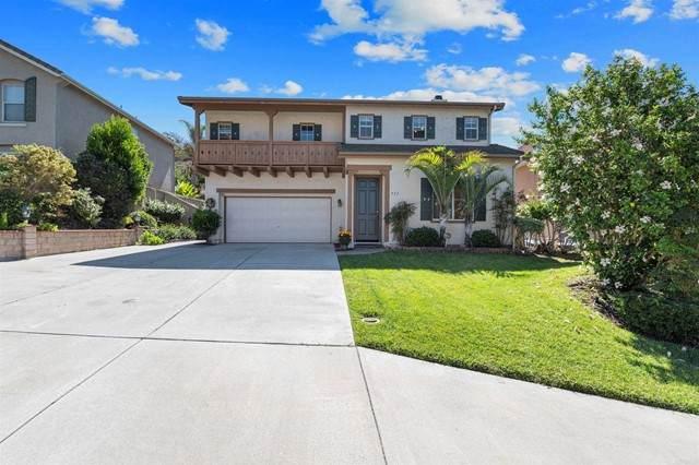 771 Via Barquero, San Marcos, CA 92069 (#NDP2111000) :: Rubino Real Estate