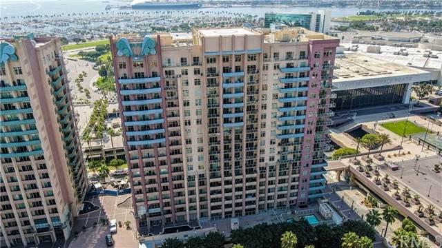 388 Ocean Boulevard #509, Long Beach, CA 90802 (#PW21191301) :: Carrie Filla & Associates