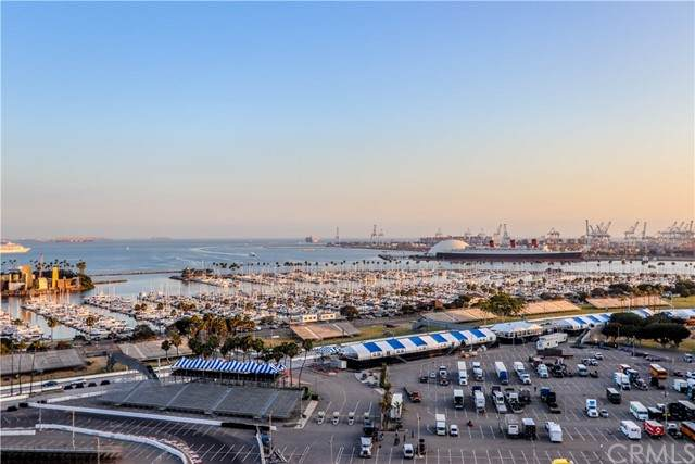388 Ocean Boulevard #509, Long Beach, CA 90802 (#PW21191301) :: PURE Real Estate Group