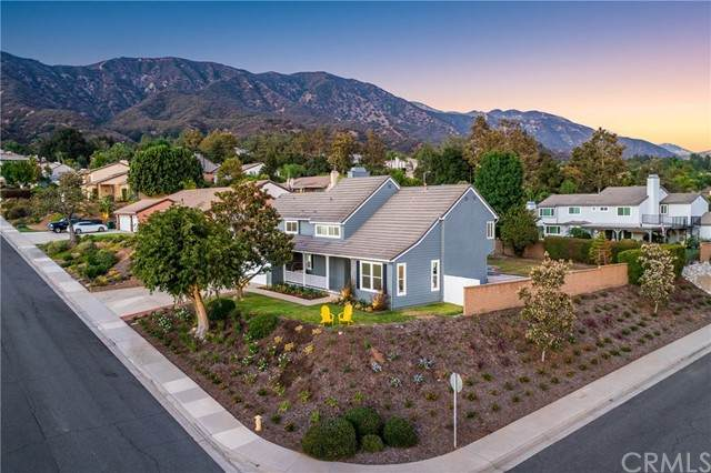 7360 Alta Vista, La Verne, CA 91750 (#CV21209869) :: Wannebo Real Estate Group