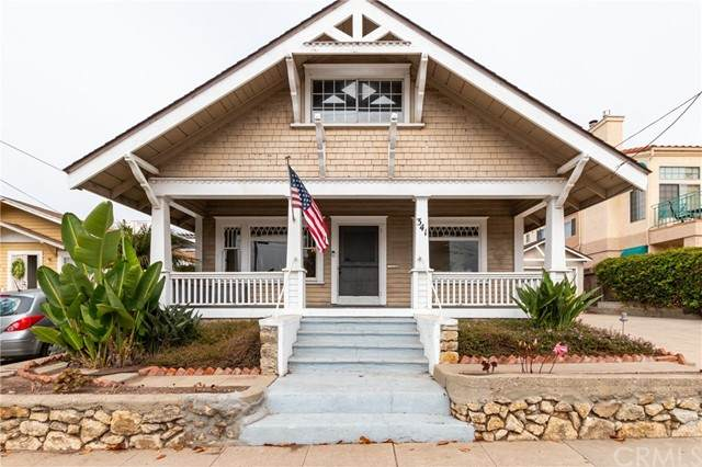 341 Ocean View Avenue, Pismo Beach, CA 93449 (#PI21209090) :: Wannebo Real Estate Group