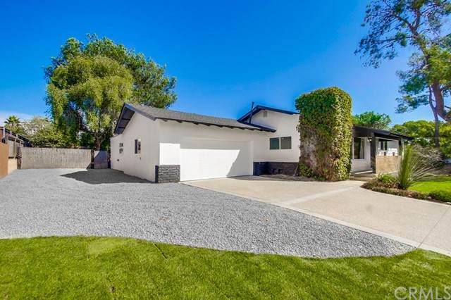15237 Hilltop Circle, Poway, CA 92064 (#SW21211242) :: The Todd Team Realtors