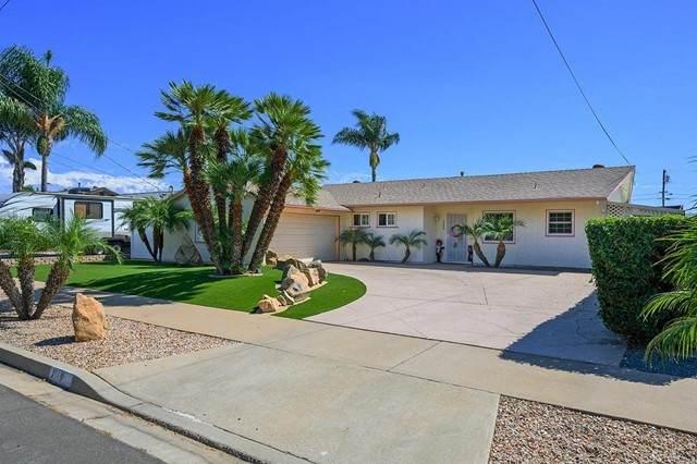 1549 Condor Avenue, El Cajon, CA 92019 (#PTP2106770) :: The Todd Team Realtors