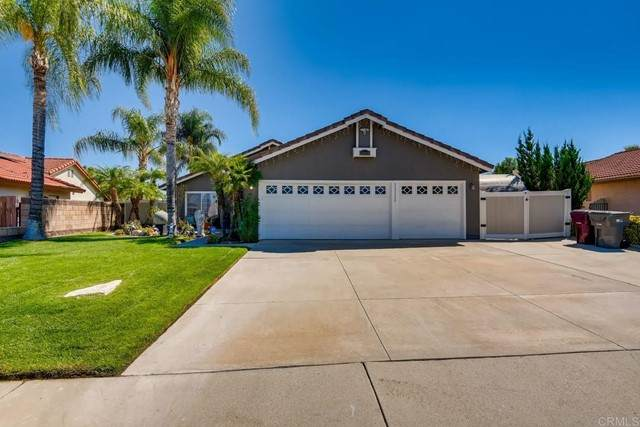 25258 Madrone Drive, Murrieta, CA 92563 (#NDP2111075) :: Team Forss Realty Group