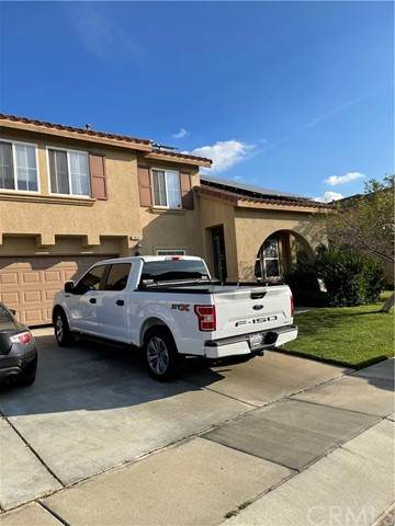 1625 Moss Rose Way, Beaumont, CA 92223 (#EV21196819) :: Windermere Homes & Estates