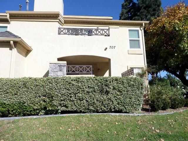 707 Brookstone #104, Chula Vista, CA 91913 (#PTP2106809) :: Zember Realty Group