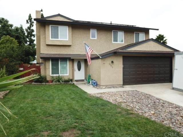 10313 Princess Marcie Drive, Santee, CA 92071 (#PTP2106815) :: Zember Realty Group
