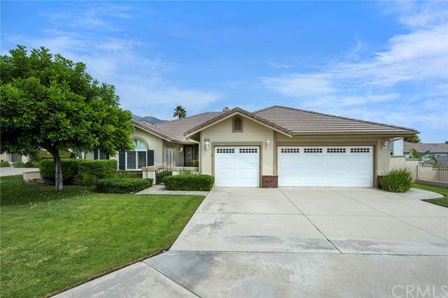 5639 Camarrio Court, Rancho Cucamonga, CA 91739 (#PW21214425) :: Wannebo Real Estate Group
