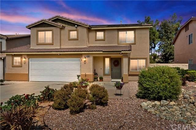 15548 Skylark Avenue, Fontana, CA 92336 (#CV21217784) :: Wannebo Real Estate Group