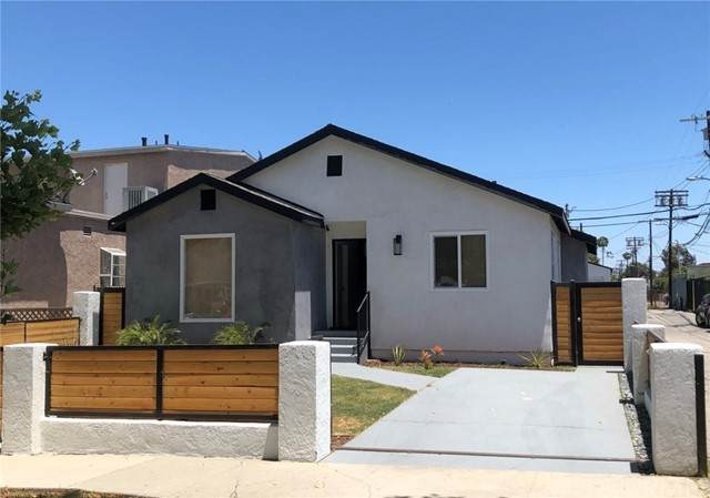 3050 Chesapeake Avenue, Los Angeles, CA 90016 (#OC21218289) :: COMPASS