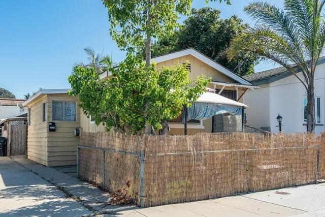 2185 Froude Street, San Diego, CA 92107 (#PTP2106984) :: Dannecker & Associates