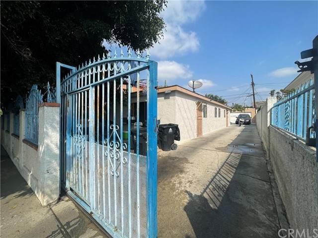 951 E 53rd Street, Los Angeles, CA 90011 (#IV21221068) :: Dannecker & Associates