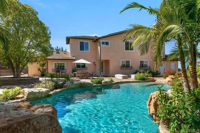 323 Cantle Lane, Encinitas, CA 92024 (#NDP2111433) :: Windermere Homes & Estates