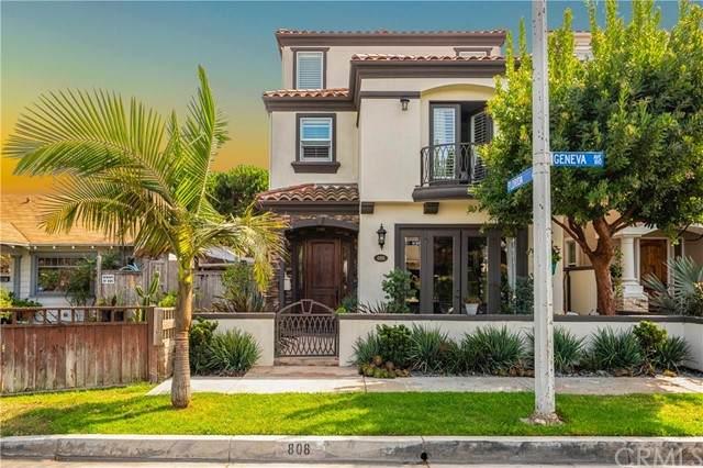 808 Geneva Avenue, Huntington Beach, CA 92648 (#OC21202947) :: COMPASS