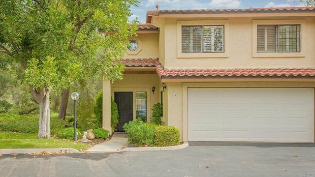 1718 Tecalote Drive #4, Fallbrook, CA 92028 (#NDP2111553) :: Team Forss Realty Group