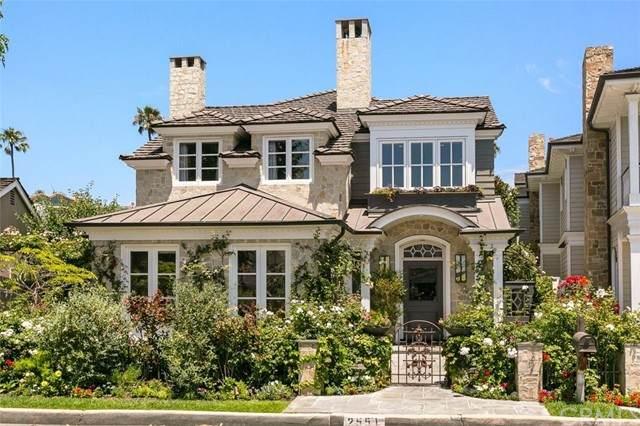 2551 Vista Drive, Newport Beach, CA 92663 (#OC21224450) :: Rubino Real Estate