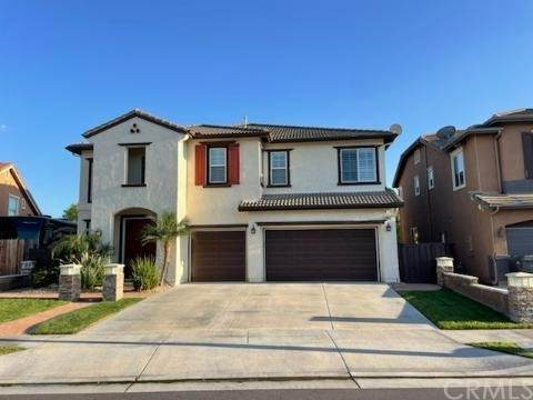 33644 Carnation Avenue, Murrieta, CA 92563 (#SW21224730) :: Windermere Homes & Estates