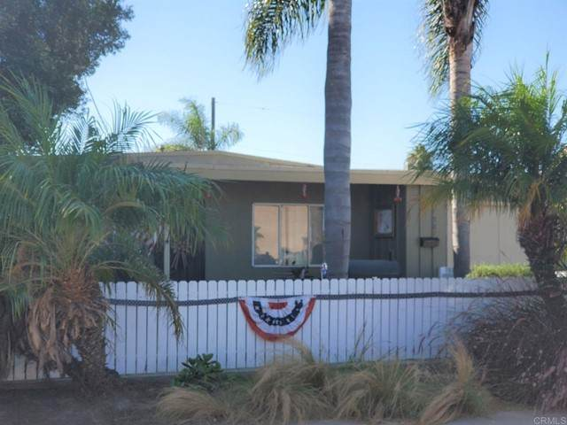 981 Calla Avenue, Imperial Beach, CA 91932 (#PTP2107153) :: Wannebo Real Estate Group