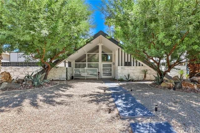 1110 Abrigo Road, Palm Springs, CA 92262 (#PW21226633) :: Rubino Real Estate