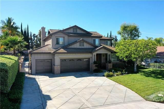 17712 Neff Ranch Road, Yorba Linda, CA 92886 (#OC21214183) :: Windermere Homes & Estates