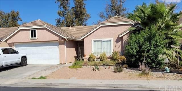 751 Balsam Way, Hemet, CA 92545 (#OC21226706) :: Wannebo Real Estate Group