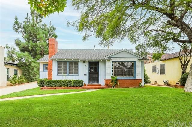 813 E Sycamore Avenue, Orange, CA 92866 (#PW21226784) :: Windermere Homes & Estates