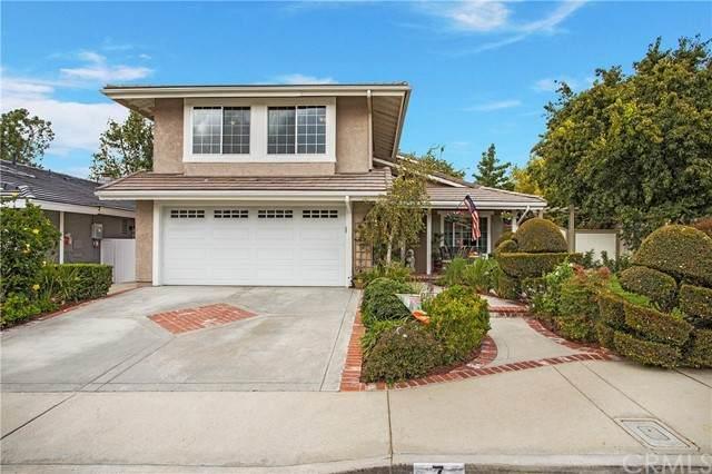7 El Vaquero, Rancho Santa Margarita, CA 92688 (#OC21226970) :: Wannebo Real Estate Group