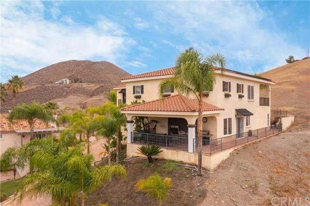 22941 Gold Rush Place, Canyon Lake, CA 92587 (#SW21225873) :: Windermere Homes & Estates