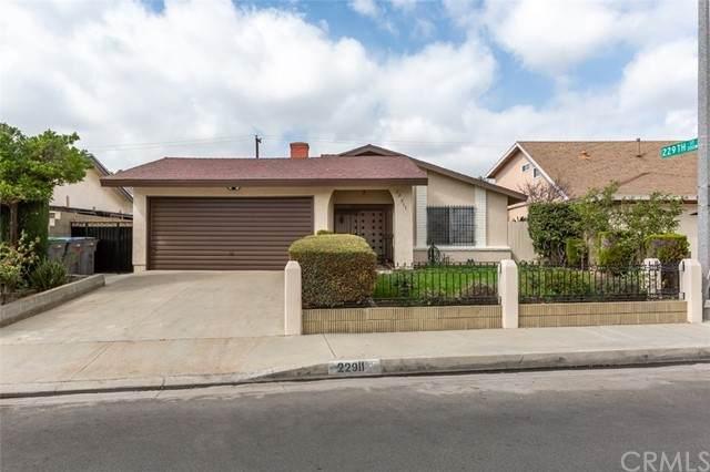 22911 Archibald Avenue, Carson, CA 90745 (#SB21227247) :: Rubino Real Estate