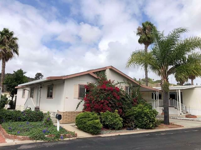 1951 47Th Street Spc 64, San Diego, CA 92102 (#NDP2111681) :: Dannecker & Associates