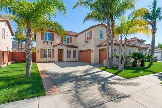 14313 Claymore Court, Rancho Penasquitos, CA 92129 (#NDP2111689) :: Wannebo Real Estate Group