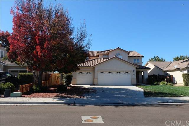 2417 Winding Brook Road, Paso Robles, CA 93446 (#NS21227915) :: SunLux Real Estate