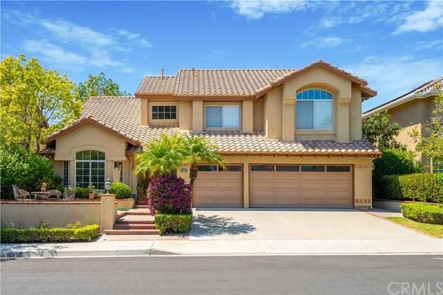 45 Diamond Gate, Aliso Viejo, CA 92656 (#OC21226320) :: COMPASS