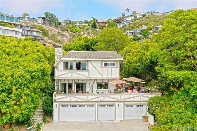 889 Summit Drive, Laguna Beach, CA 92651 (#LG21226048) :: Windermere Homes & Estates