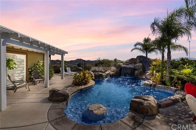 29281 Granite Ridge Court, Menifee, CA 92587 (#IG21227095) :: Rubino Real Estate