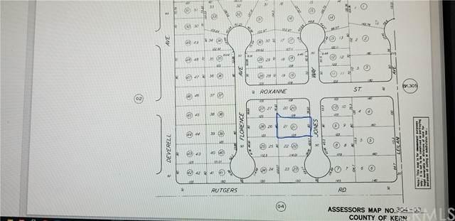 0 Jones, California City, CA 93505 (#DW21226039) :: SunLux Real Estate
