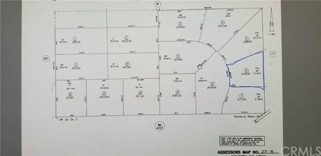 0 Piedmont St, Unincorporated, CA 93505 (#DW21224014) :: COMPASS
