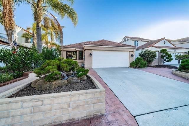 823 Cedarbend Way, Chula Vista, CA 91910 (#PTP2107255) :: Windermere Homes & Estates