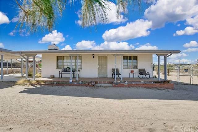 1140 Tecate Drive, Barstow, CA 92311 (#EV21228871) :: SunLux Real Estate