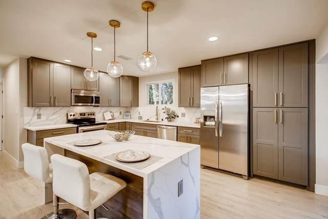 7008 Ballinger Avenue, San Diego, CA 92119 (#NDP2111815) :: Dannecker & Associates