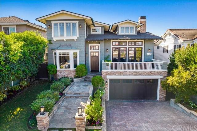 407 Larsson Street, Manhattan Beach, CA 90266 (#SB21141545) :: Windermere Homes & Estates