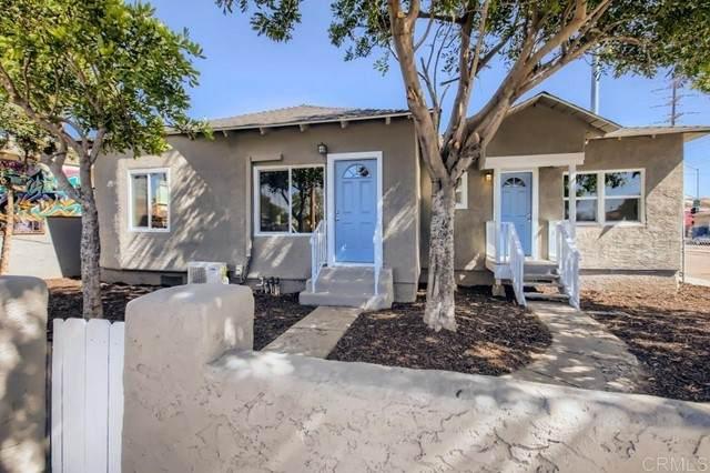 5 Hensley St, San Diego, CA 92102 (#PTP2107278) :: Dannecker & Associates