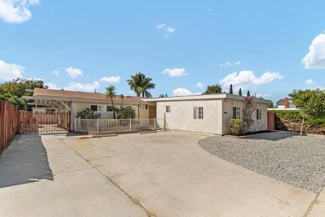 2956 Mission Village Drive, San Diego, CA 92123 (#NDP2111826) :: Dannecker & Associates