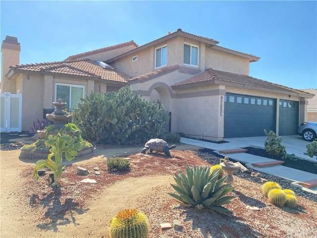 41081 Willowbend Drive, Murrieta, CA 92563 (#SW21224903) :: Windermere Homes & Estates