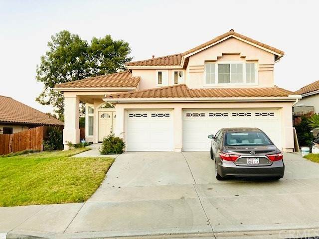 665 Montage Road, Oceanside, CA 92057 (#RS21229947) :: Solis Team Real Estate
