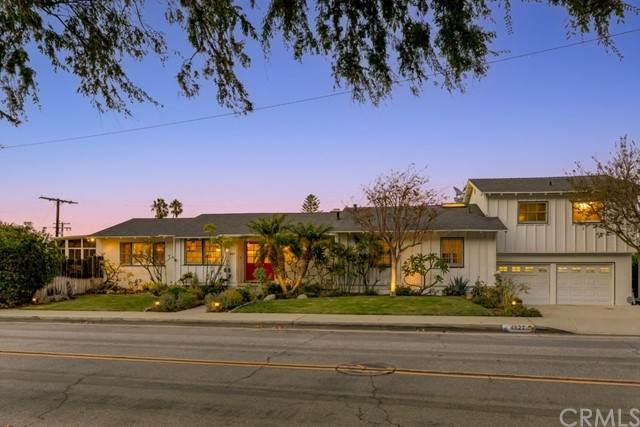 4827 Newton Street, Torrance, CA 90505 (#PV21229849) :: Dannecker & Associates