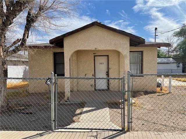 303 N M Street, Needles, CA 92363 (#JT21229997) :: Dannecker & Associates