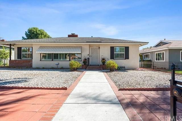 714 N Palm Avenue, Upland, CA 91786 (#CV21230006) :: Dannecker & Associates