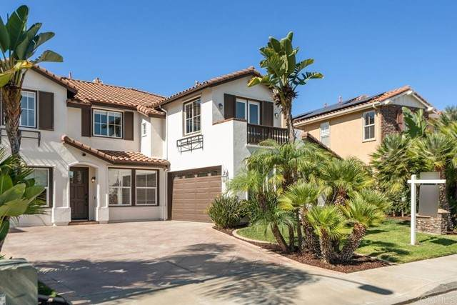 8019 Sitio Caucho, Carlsbad, CA 92009 (#NDP2111841) :: Windermere Homes & Estates